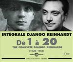 INTEGRALE DJANGO REINHARDT