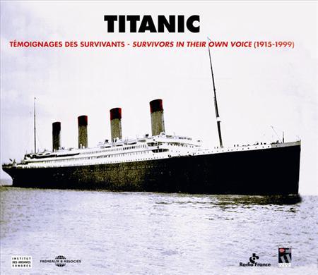 Titanic, témoignages de survivants dans Témoignage FA195