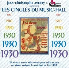 LES CINGLES DU MUSIC-HALL 1930