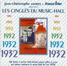 LES CINGLES DU MUSIC-HALL 1932