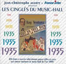 LES CINGLES DU MUSIC-HALL 1935