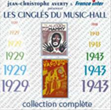 COLLECTION COMPLETE DES CINGLES DU MUSIC HALL