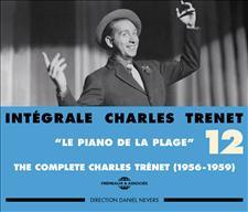 CHARLES TRENET - INTEGRALE VOL.12- 1956-1959