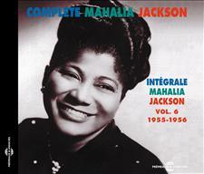 COMPLETE MAHALIA JACKSON Vol 6
