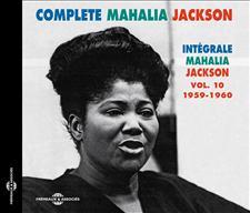 COMPLETE MAHALIA JACKSON VOL 10