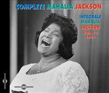 COMPLETE MAHALIA JACKSON Vol 13
