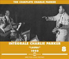 CHARLIE PARKER - INT�GRALE VOL.8