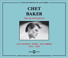 CHET BAKER - QUINTESSENCE