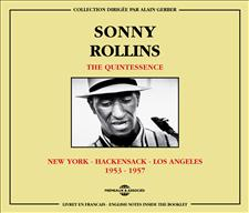 SONNY ROLLINS - QUINTESSENCE