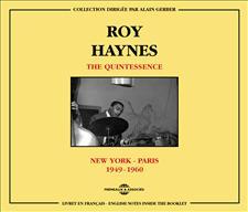 ROY HAYNES - THE QUINTESSENCE