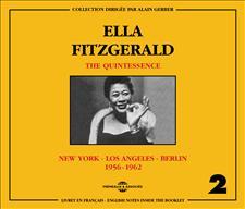 ELLA FITZGERALD - QUINTESSENCE VOL 2