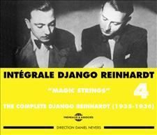 DJANGO REINHARDT - INTEGRALE VOL 4