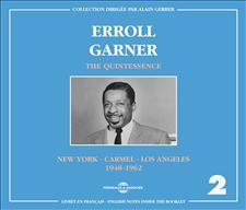 ERROLL GARNER - THE QUINTESSENCE Vol.2