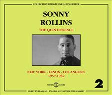 SONNY ROLLINS - QUINTESSENCE - VOL.2