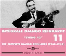 DJANGO REINHARDT - INTEGRALE VOL 11