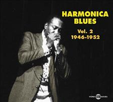 HARMONICA BLUES VOL 2