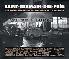 SAINT GERMAIN DES PRES 1926 -1954