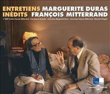 FRANCOIS MITTERRAND - MARGUERITE DURAS