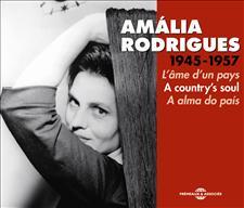 AMÁLIA RODRIGUES - L'ÂME D'UN PAYS - (1945-1957)