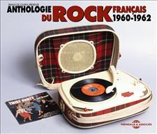 ANTHOLOGIE DU ROCK FRANÇAIS 1960-1962