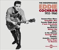 EDDIE COCHRAN - THE INDISPENSABLE 1955-1960