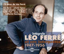 INT�GRALE L�O FERR� ET SES INTERPR�TES 1947-1956