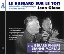 LE HUSSARD SUR LE TOIT - JEAN GIONO