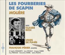 LES FOURBERIES DE SCAPIN - MOLI�RE