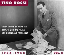 TINO ROSSI - ANTHOLOGIE 1934-1962 - VOL.2