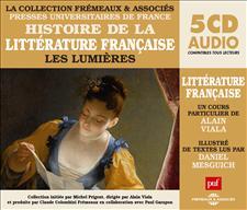 HISTOIRE DE LA LITTÉRATURE FRANÇAISE VOL.4 (COLLECTION PUF FREMEAUX)