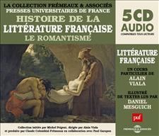 HISTOIRE DE LA LITT�RATURE FRAN�AISE VOL.5 (COLLECTION PUF FREMEAUX)