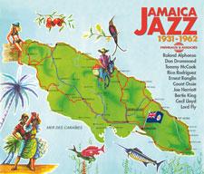 JAMAICA JAZZ 1931-1962