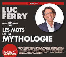 LES MOTS DE LA MYTHOLOGIE - LUC FERRY