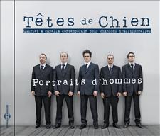 T�TES DE CHIEN