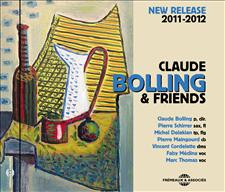 NEW RELEASE 2012 - CLAUDE BOLLING & FRIENDS