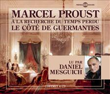 LE C�T� DE GUERMANTES - � LA RECHERCHE DU TEMPS PERDU - MARCEL PROUST
