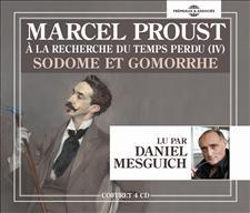 SODOME ET GOMORRHE - � LA RECHERCHE DU TEMPS PERDU - MARCEL PROUST