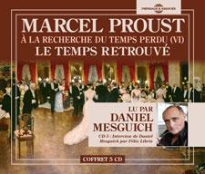 LE TEMPS RETROUV� - � LA RECHERCHE DU TEMPS PERDU VOL.6 - MARCEL PROUST