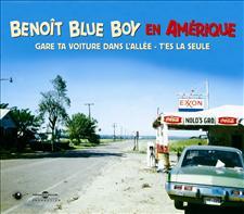 BENOIT BLUE BOY EN AMERIQUE